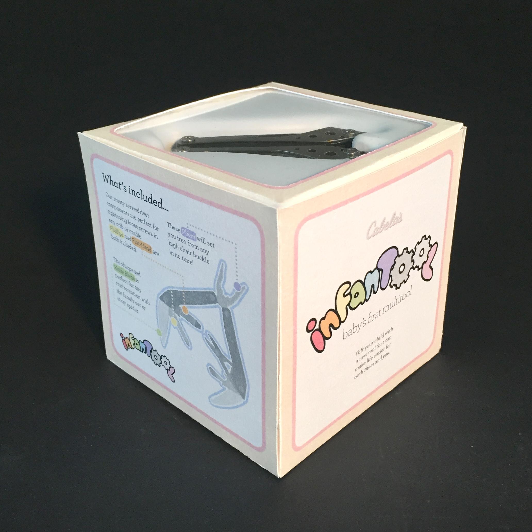 Infantool Packaging