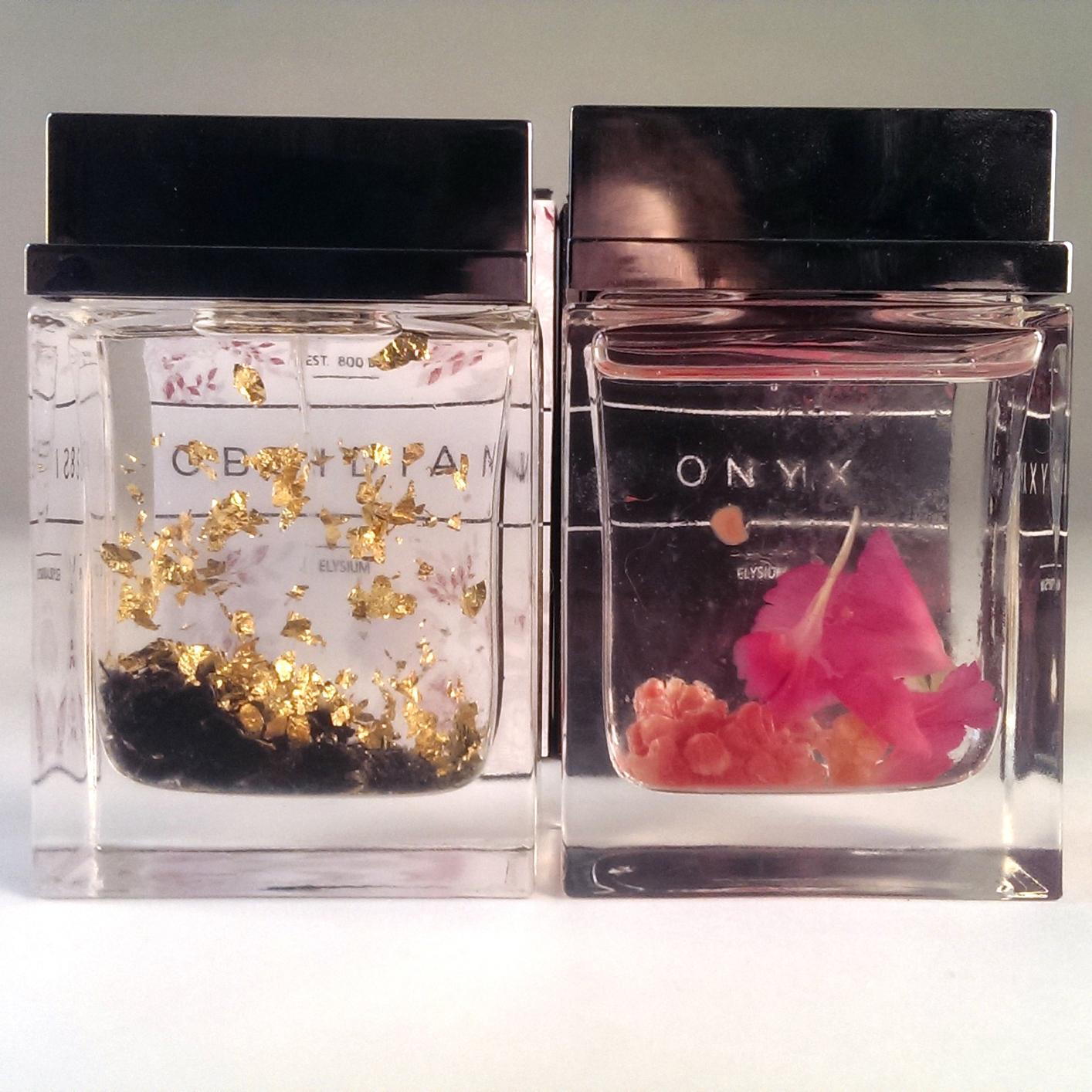 Obsidian & Onyx, His&Hers Perfume