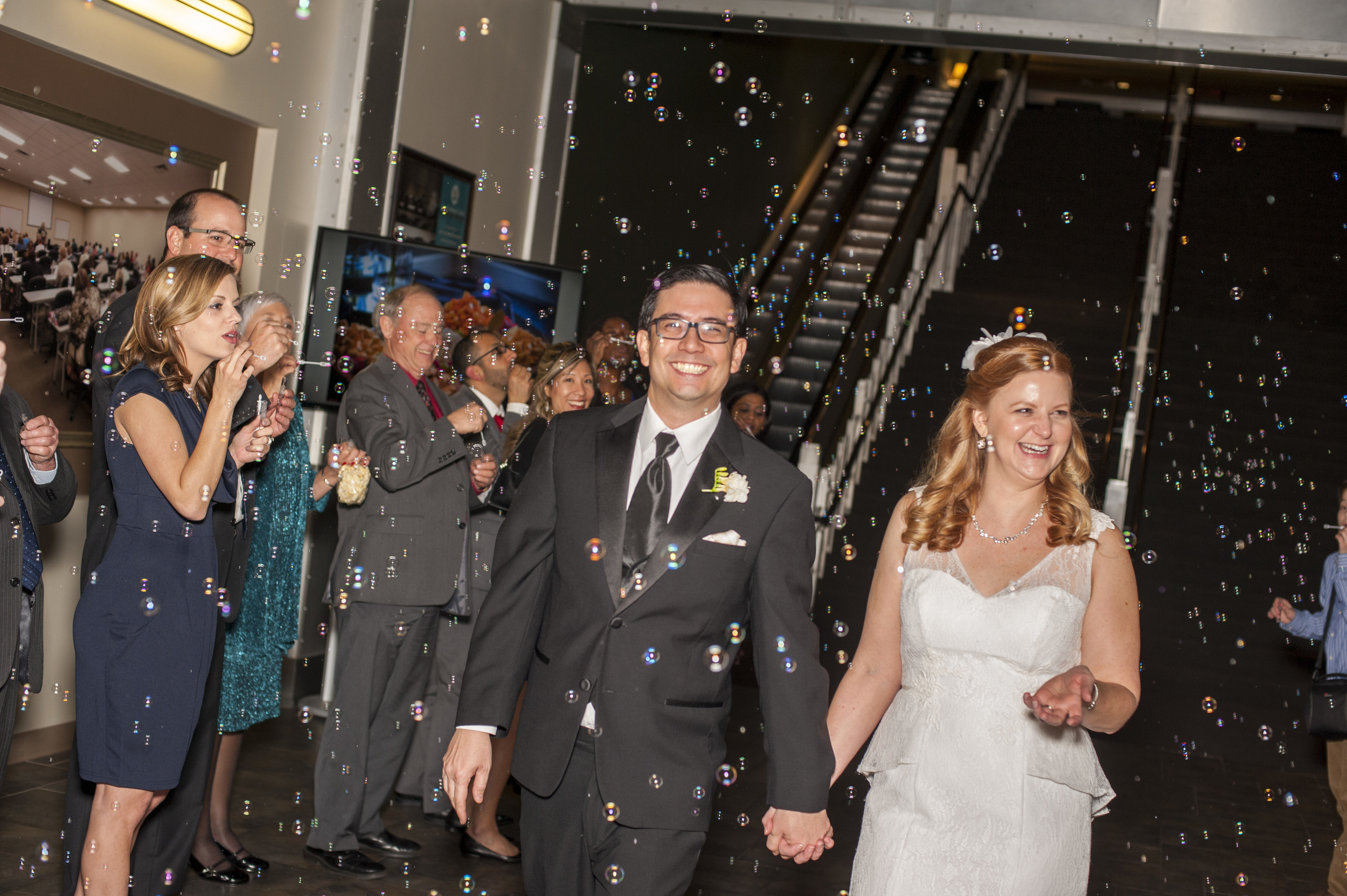 Wedding at Red Oak Ballroom in Fort Worth