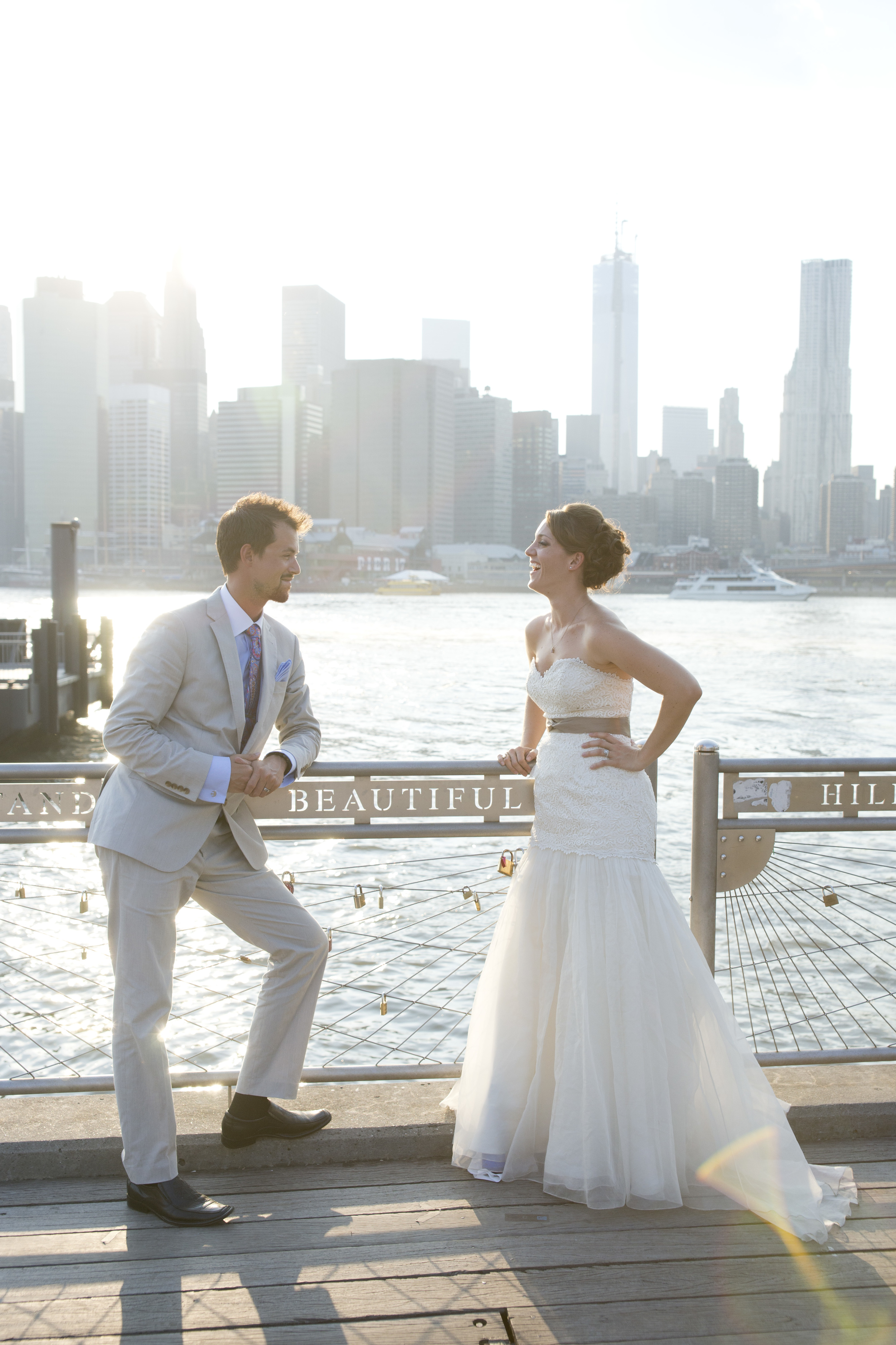 Wedding Photography, Bride and Groom Portrait