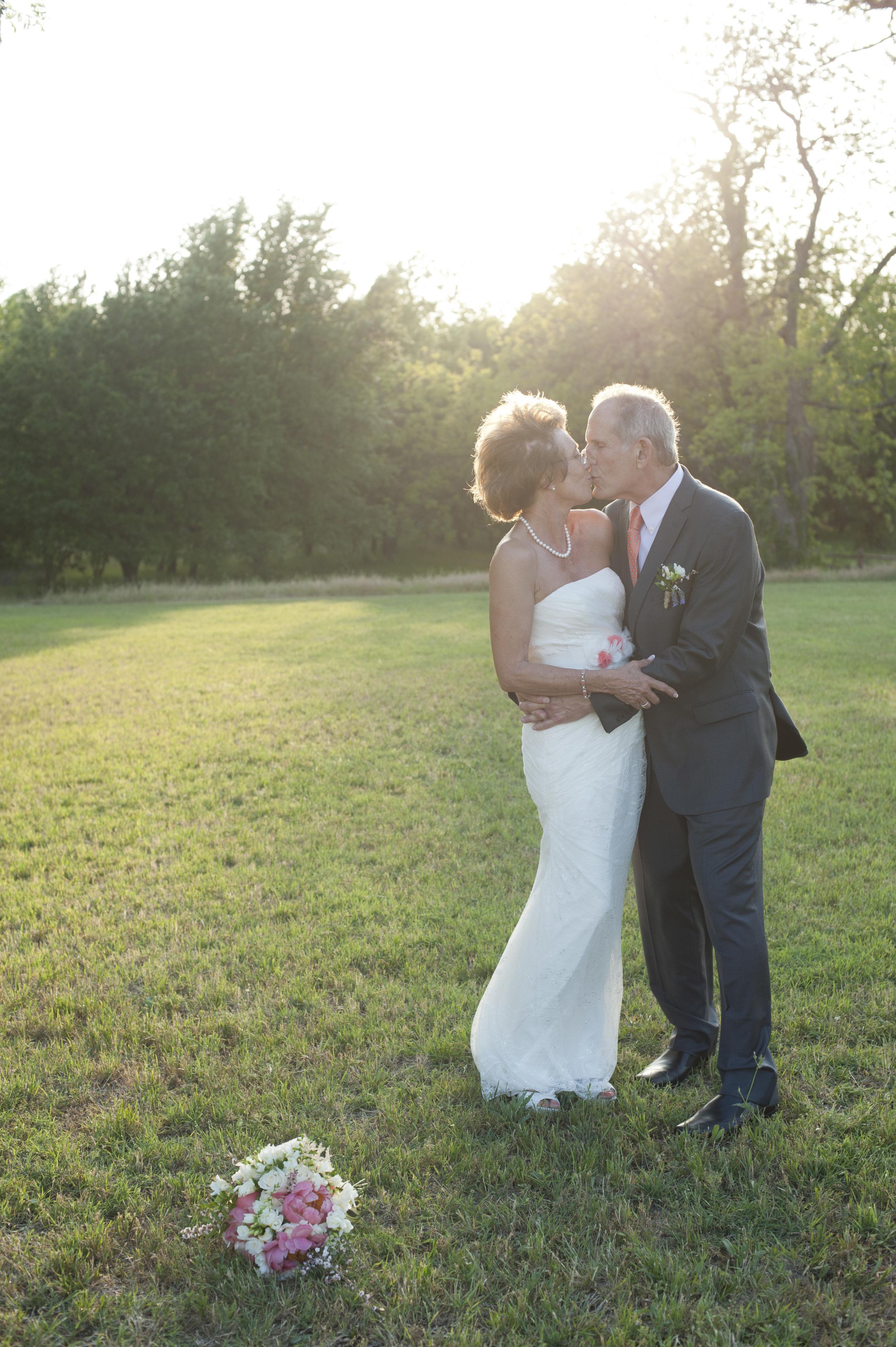 Outdoor Wedding in Grapevine