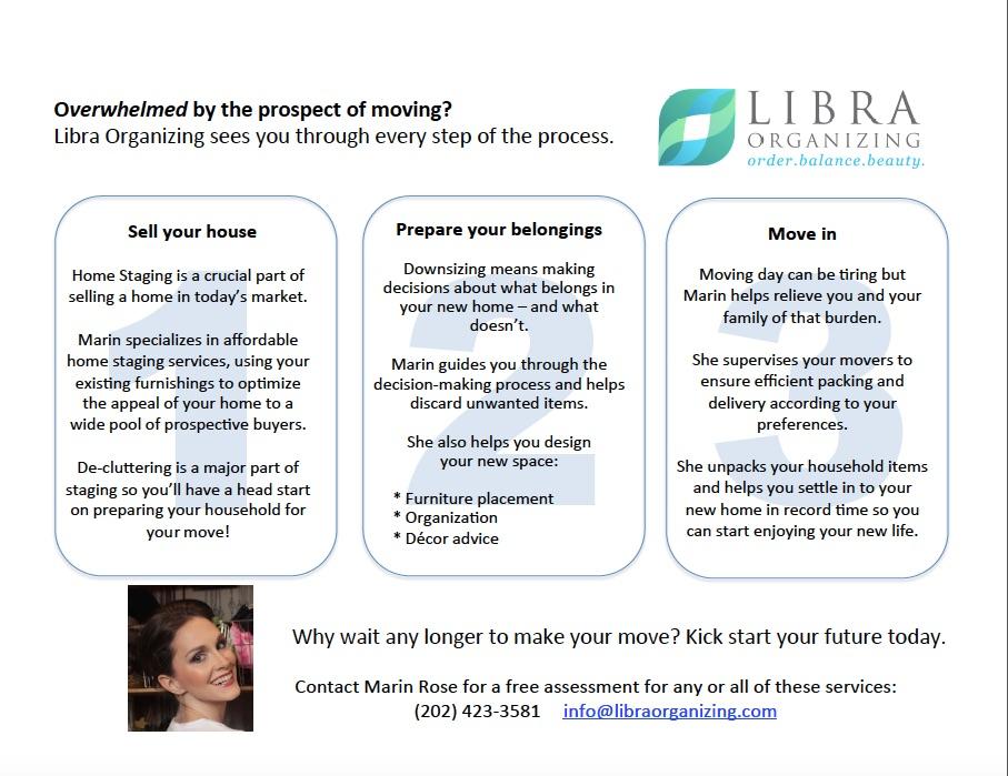 Libra Relocation Services
