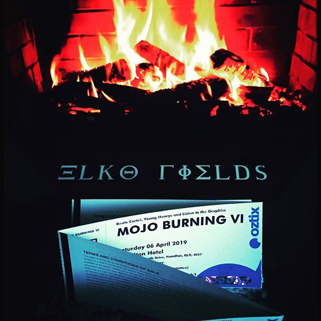🔥Haven't got your little mittens on a ticket to join us at Mojo Burning Festival??? Got you covered. There are only a handful left and they're burning a hole in my pocket....🔥 PM for deets!  @mojoburning @elkofields #rocknroll #festival