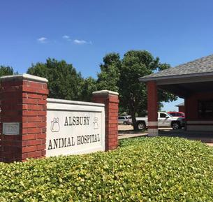 Alsbury Animal Hospital - Small Animal Clinic in Burleson Texas
