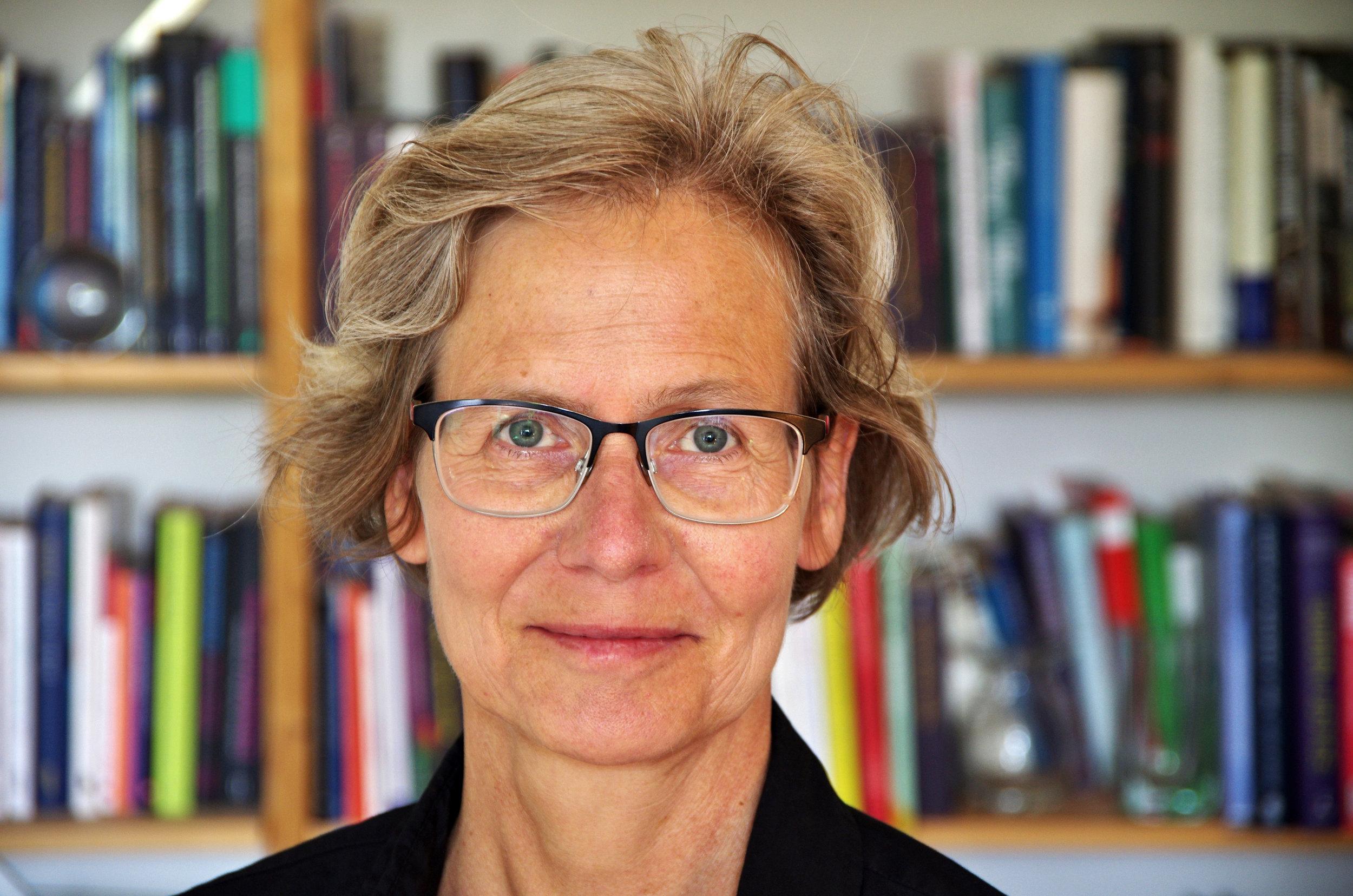Susanne Krasmann, University of Hamburg