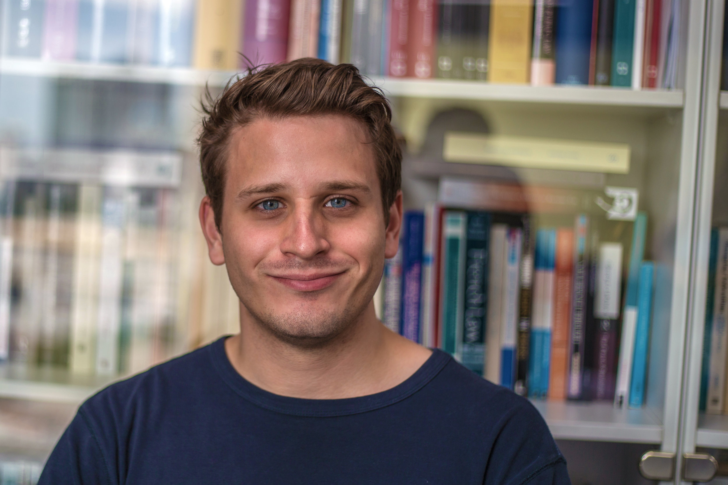 Jack Stanovsek, JD Program Fellow