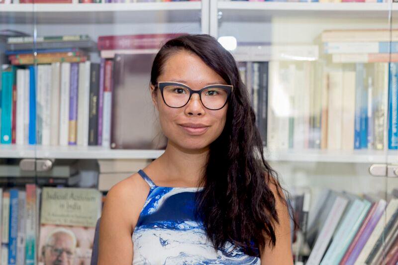 Wendy Chen, JD Program Fellow