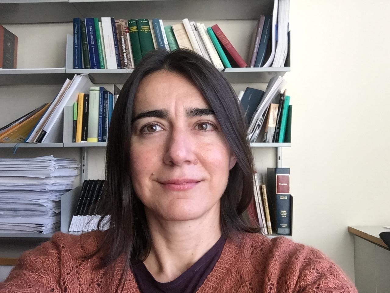 Mónica García-Salmones, University of Helsinki