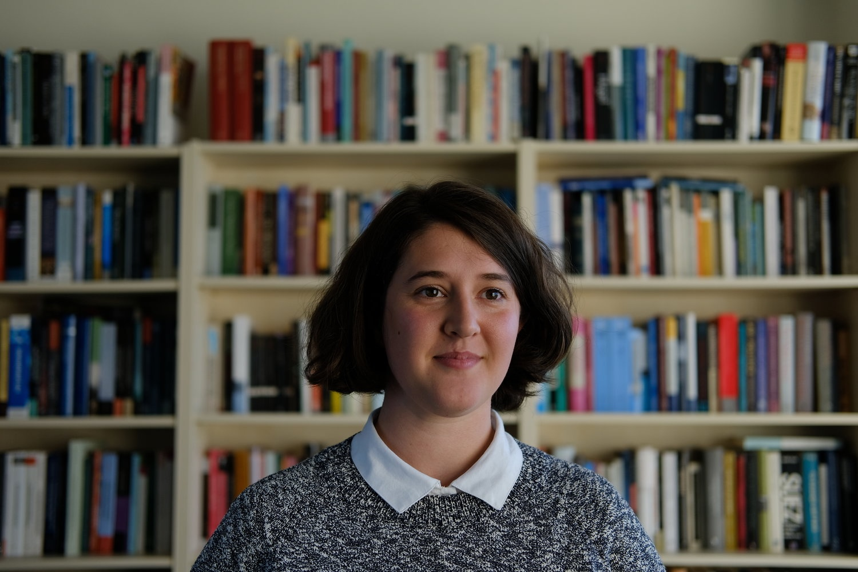 Anna Saunders, MPhil Candidate