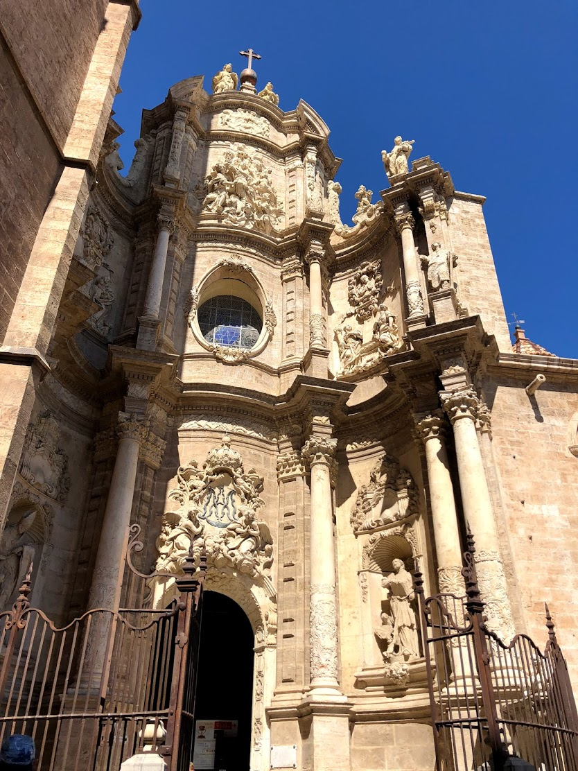 Valencia Cathedral Jobs by Joce