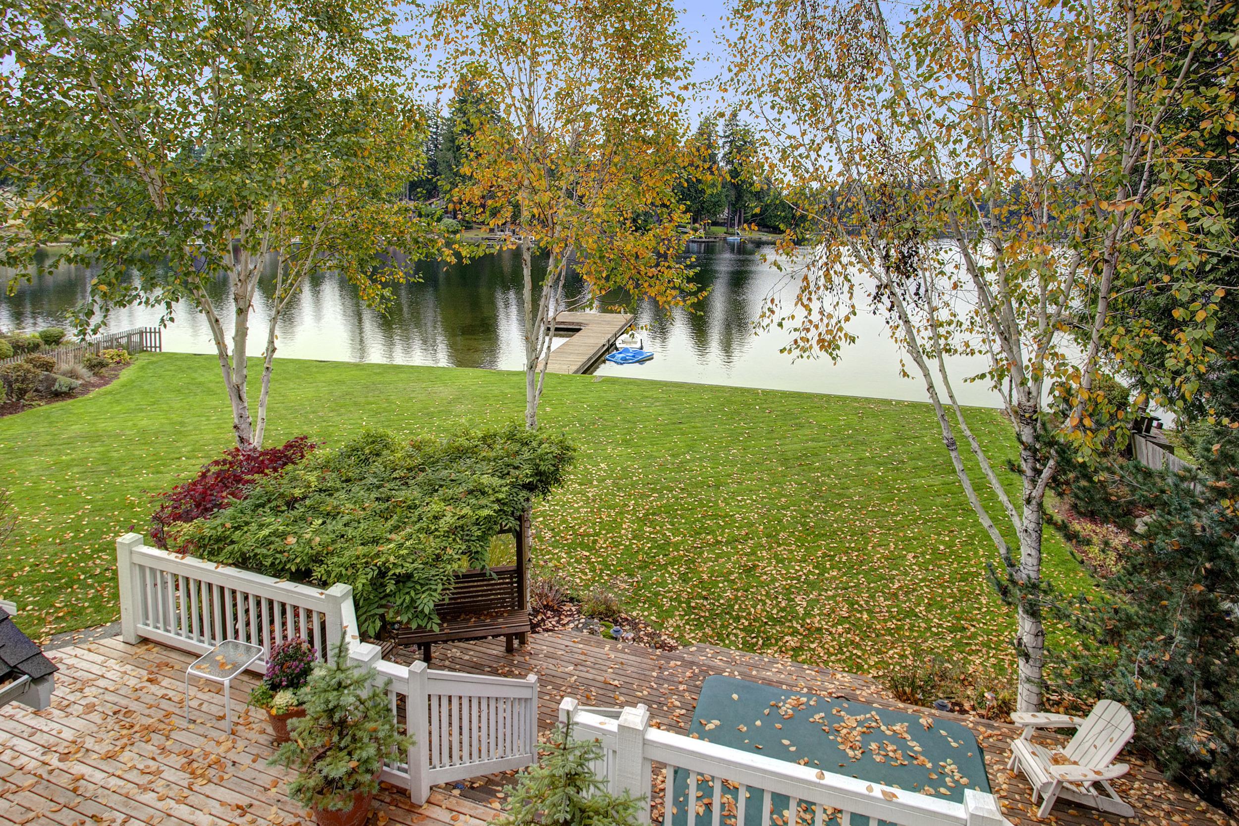 Pine Lake Waterfront - $1,335,000