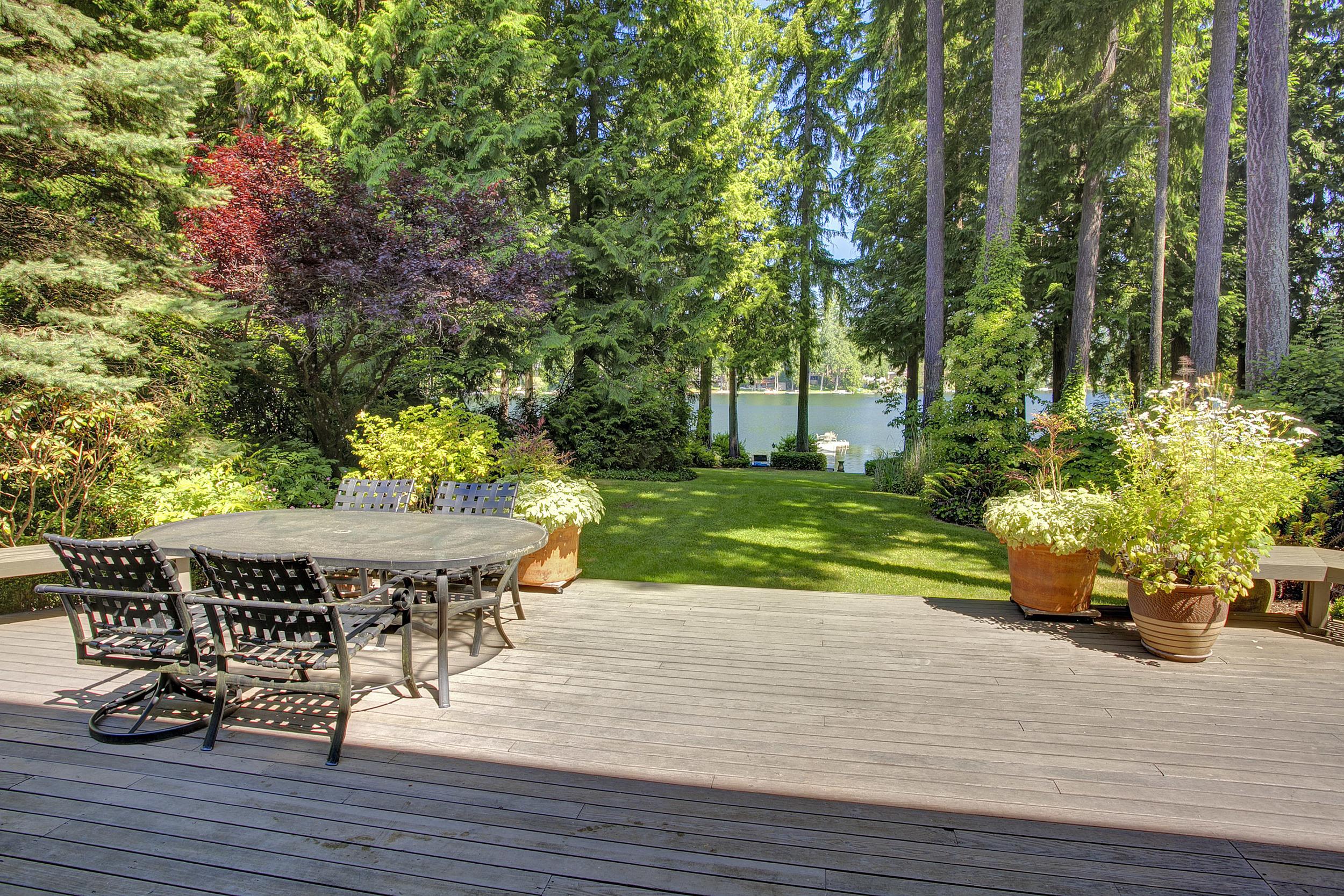 Pine Lake Waterfront - $1,300,000