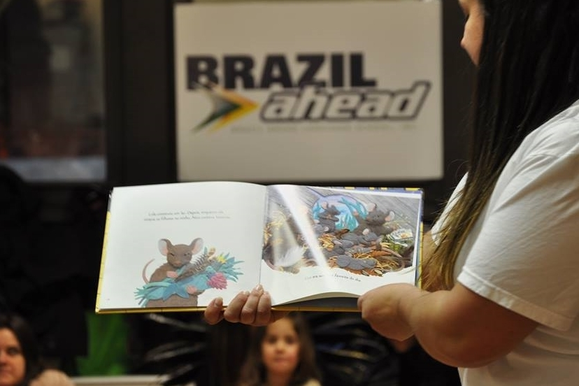 Kids can learn Brazilian Portuguese    Classes - Camps - Special Events