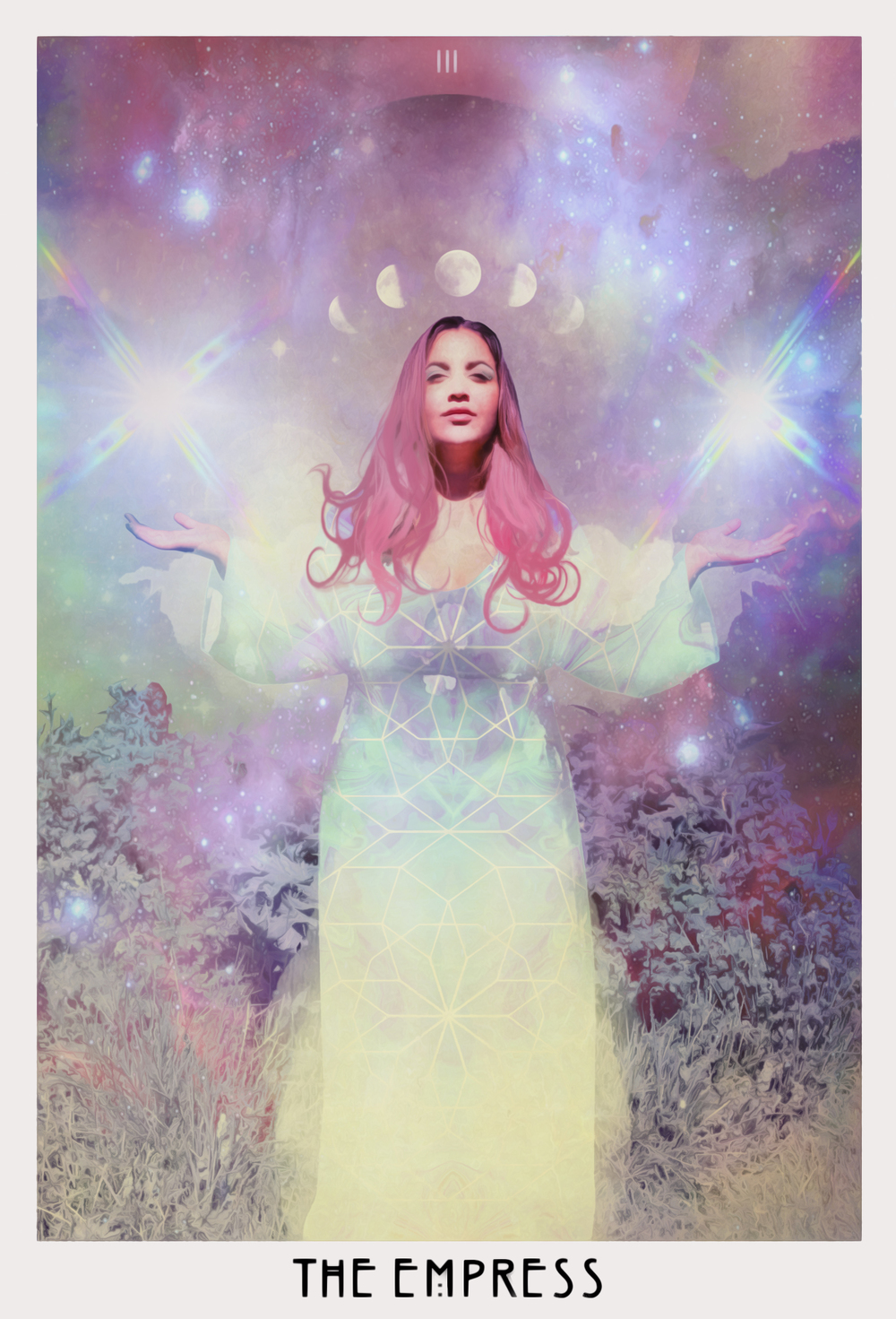 Tarot artwork by Starchild Tarot. Available for purchase on our website.