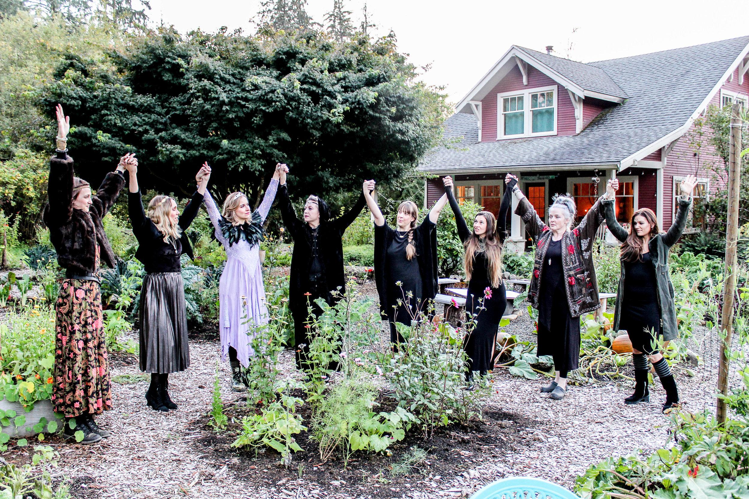 witch retreat