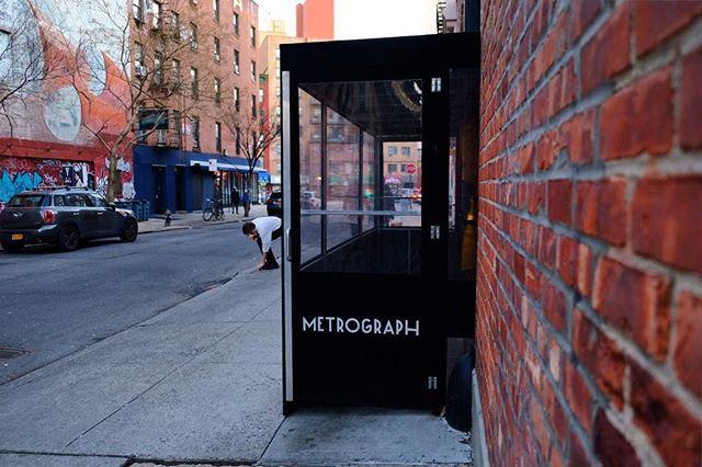 Metrograph. . . . . @metrographnyc  #fujifilmxt2#nyc#urban#streetshoot#matiasjofre#photographyislifee#photographyislife #photographysouls#photographyeveryday #photographylover#worldbestgram #iglobal_photographer #ig_great_pics #ig_myshot#shotwithlove#justgoshoot #xposuremag#icatching