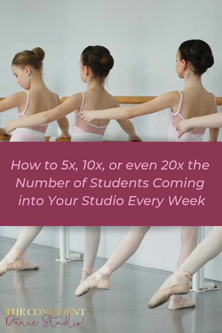 I have a FREE Facebook group with dance studio owners across the world, just like you. Join us in everyday topic discussions by clicking  here .