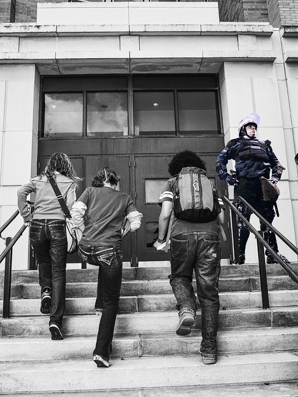 (PHOTO ILLUSTRATION: John Paul Higgins | Chicago Reader)