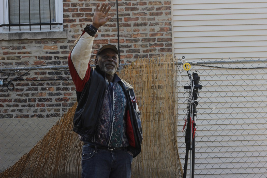 Robert 'Rock' Calhoun is one of the founding members of MMAD.