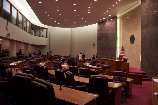 Archive photo of City Council chambers (Photo: juggernautco/Flickr)