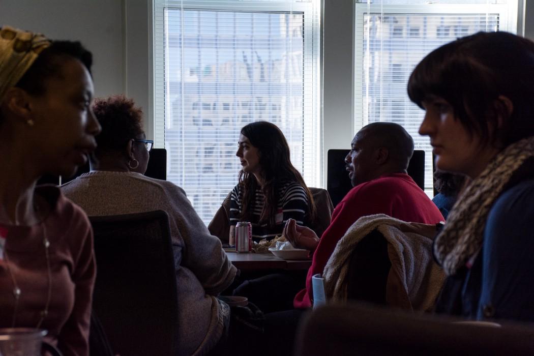 City Bureau hosted its first Documenters Summit earlier this month. (Photo: Sebastián Hidalgo)
