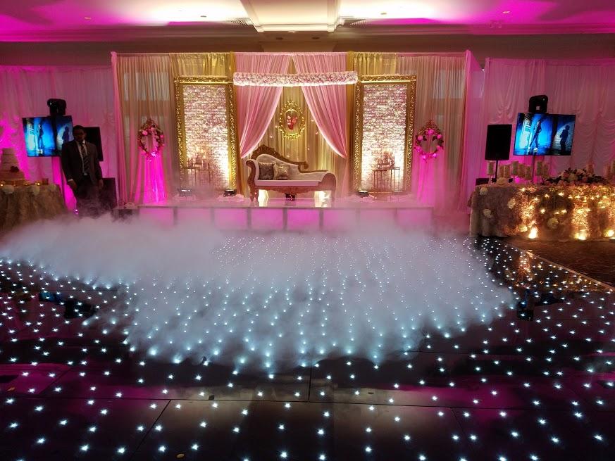 Sweet 16 - Starry dance floor