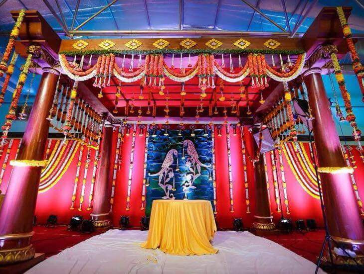 New Wedding Set - Temple Style 2018