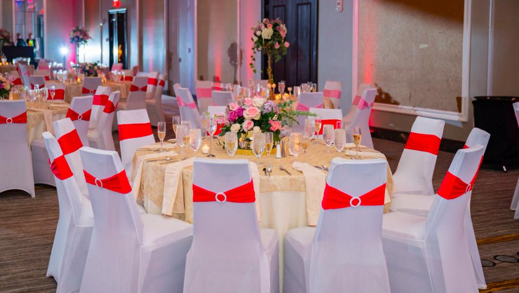Wedding Reception - October 2018