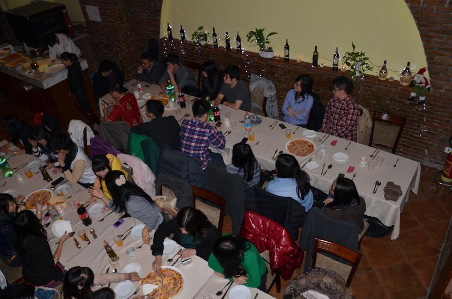 Christmas Dinner - 2012
