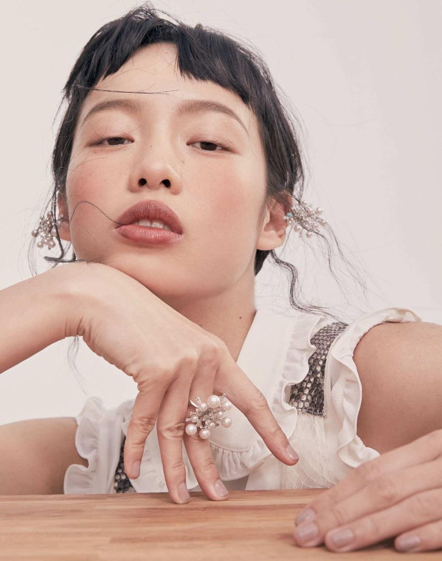 Vogue Taiwan May 2018