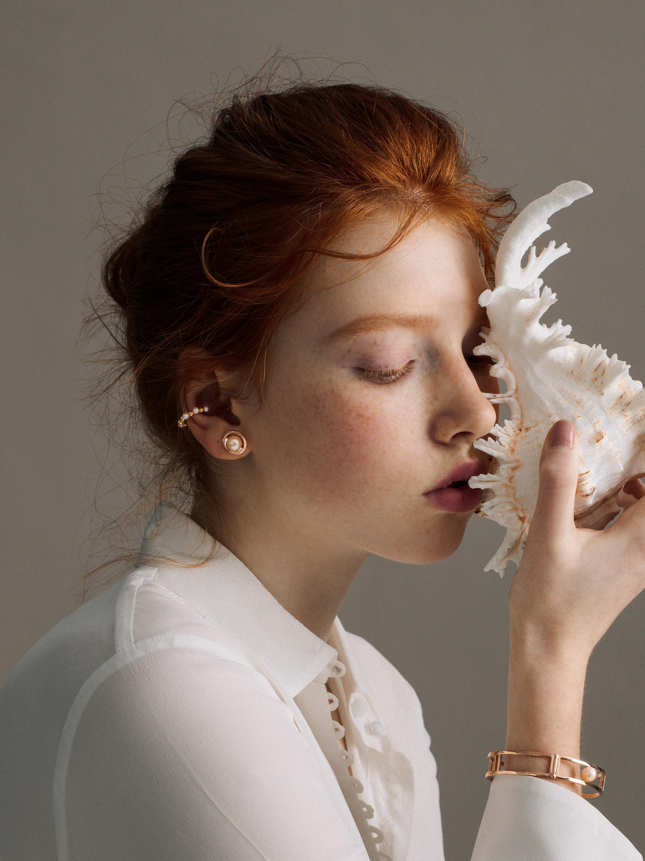 Michi Liang Jewelry 2018 s/s