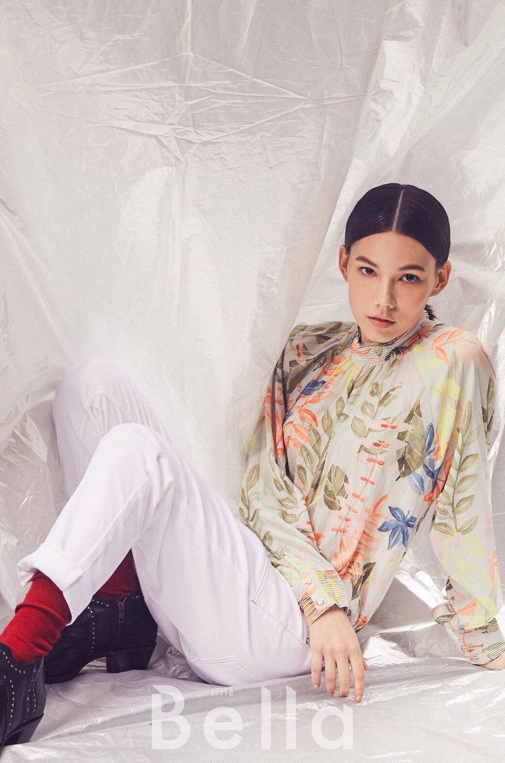 Teresa Daley for Bella Taiwan May 2018