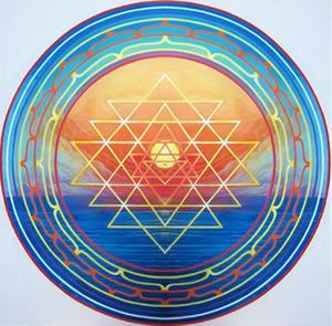 Yantra Yoga mandala 1