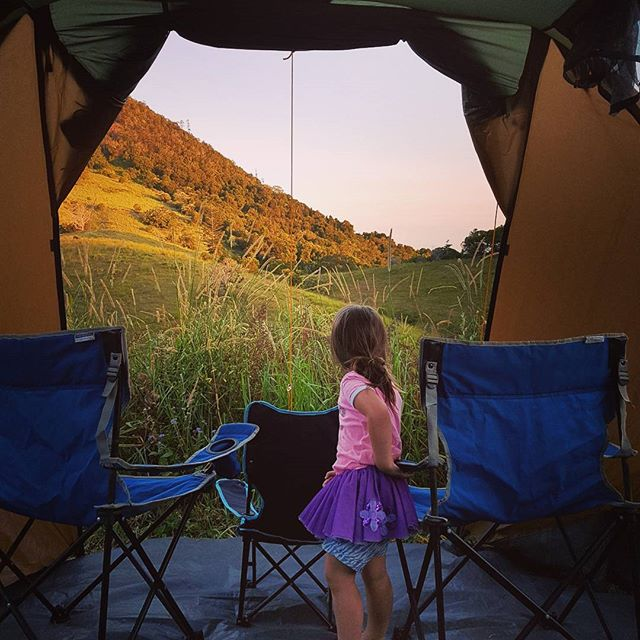 // family camping // a long weekend of Sacred Earth goodness as a lil family before our girl starts school on Monday xx