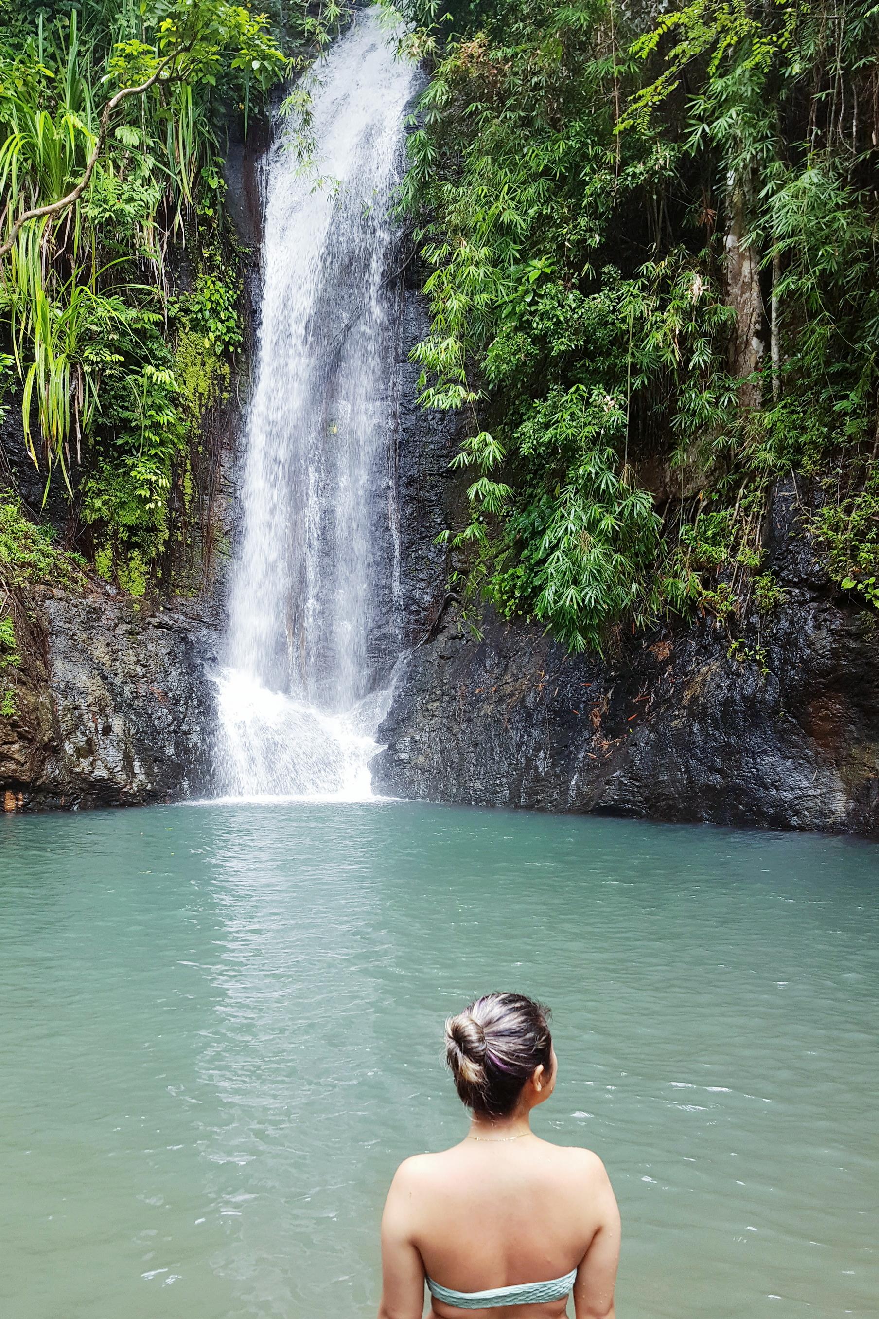 Kuyawyaw Waterfalls, Palawan