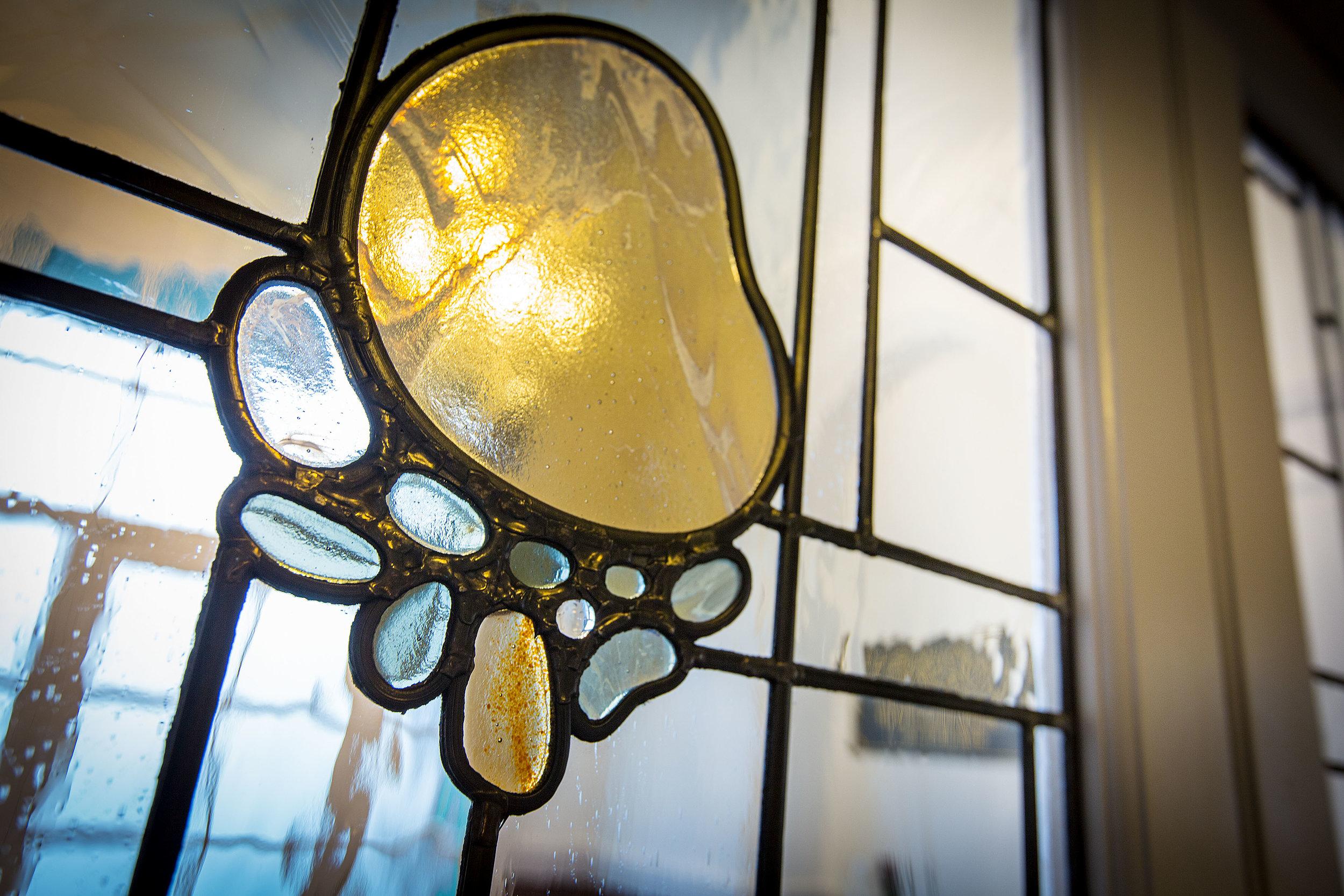 Little & Caine - Dalton, Cumbria - Bespoke Stained Glass Design
