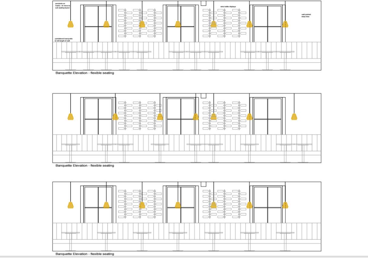 Shill's of Cockermouth - Restaurant Elevation Design