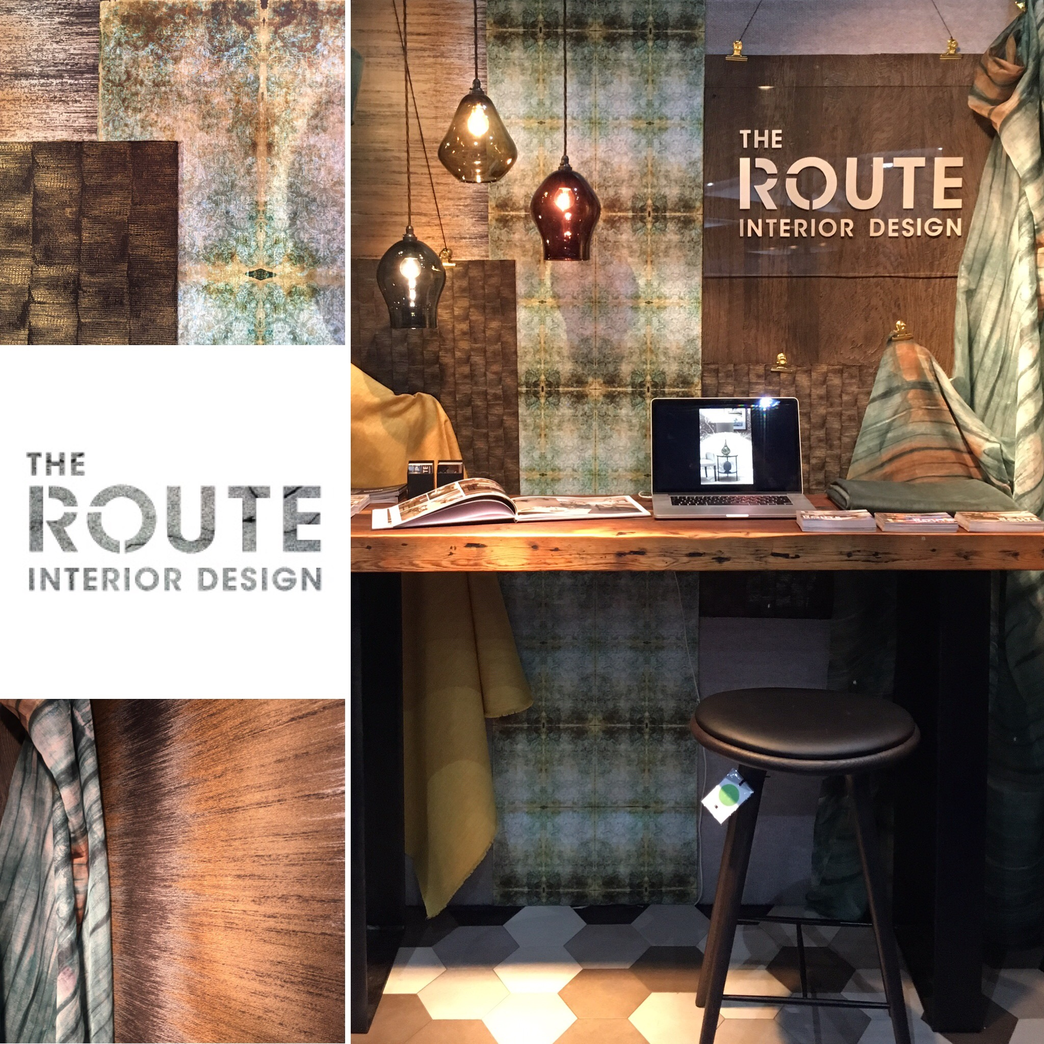 The Route Interior Design - Lakes Hospitality Trade Show - Cumbria