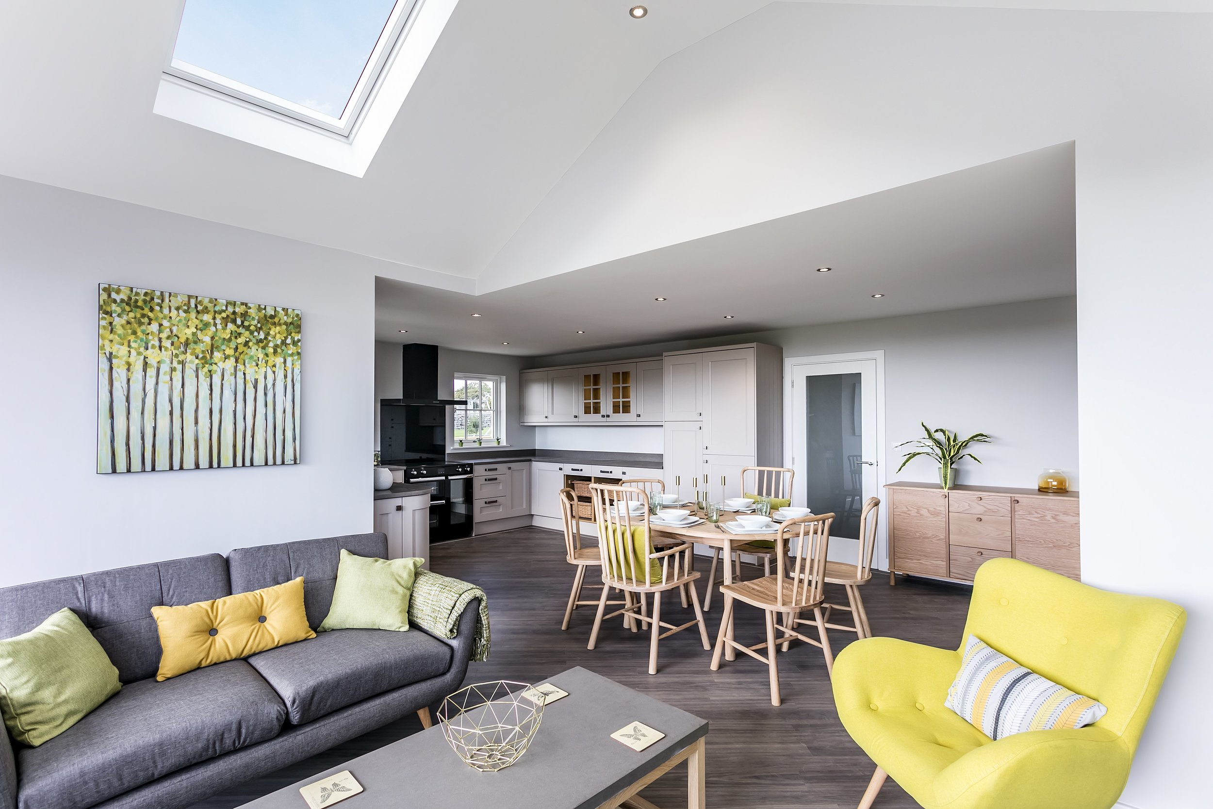 Ash Tree Court - Showhome Design