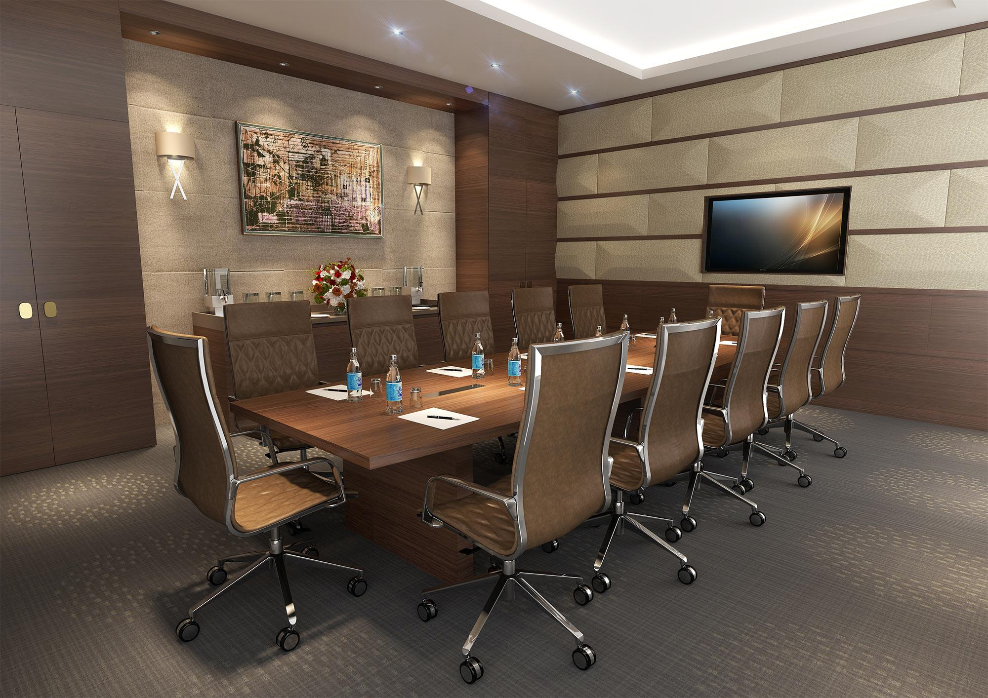 Boardroom visualisation