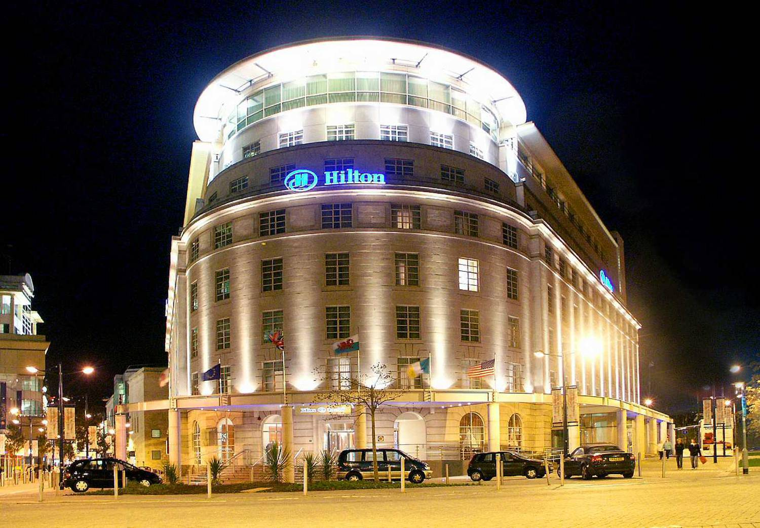 Hilton Cardiff Hotel in the Heart of Cardiff