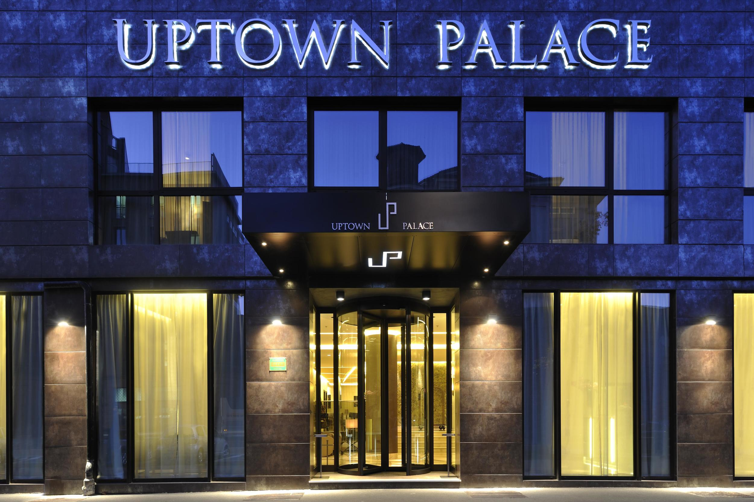 Uptown Palace Hotel in Milan City Centre
