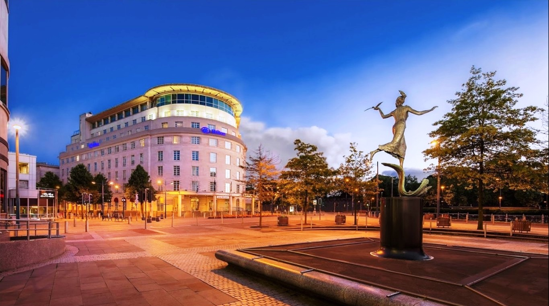 Hilton Hotel Cardiff - Wales UK