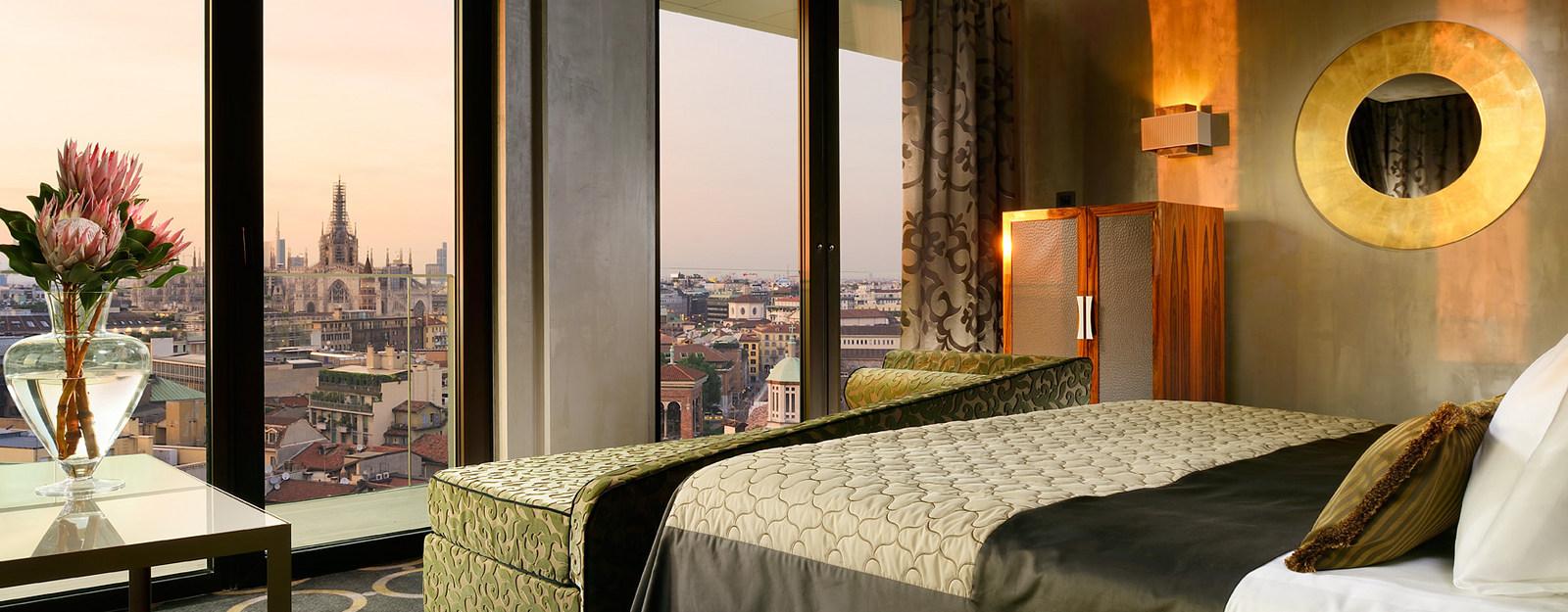 Uptown Palace Hotel - Milan Italy