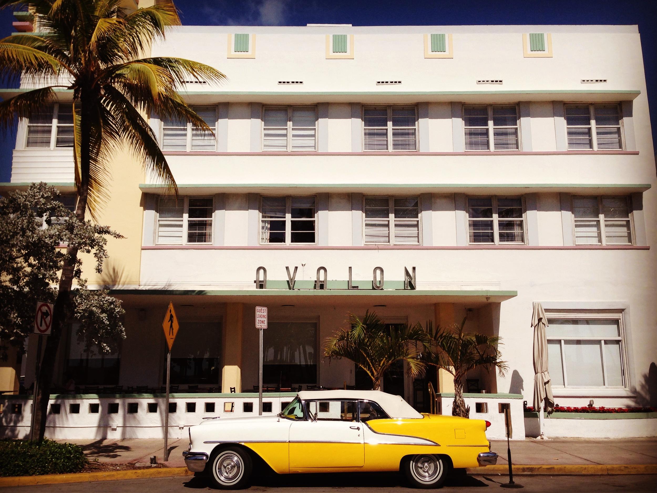Miami Art-Deco District