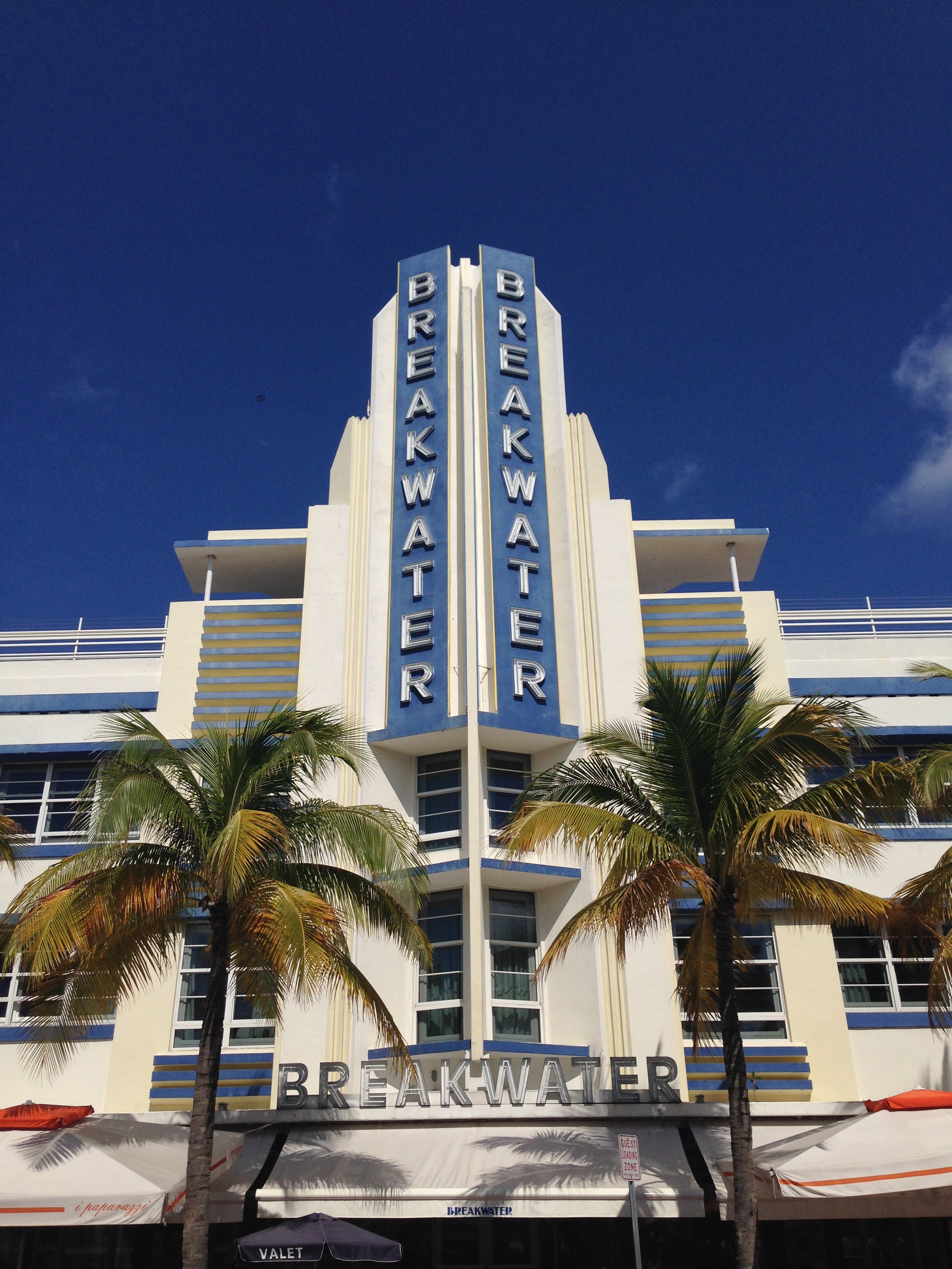 The Art Deco District Miami