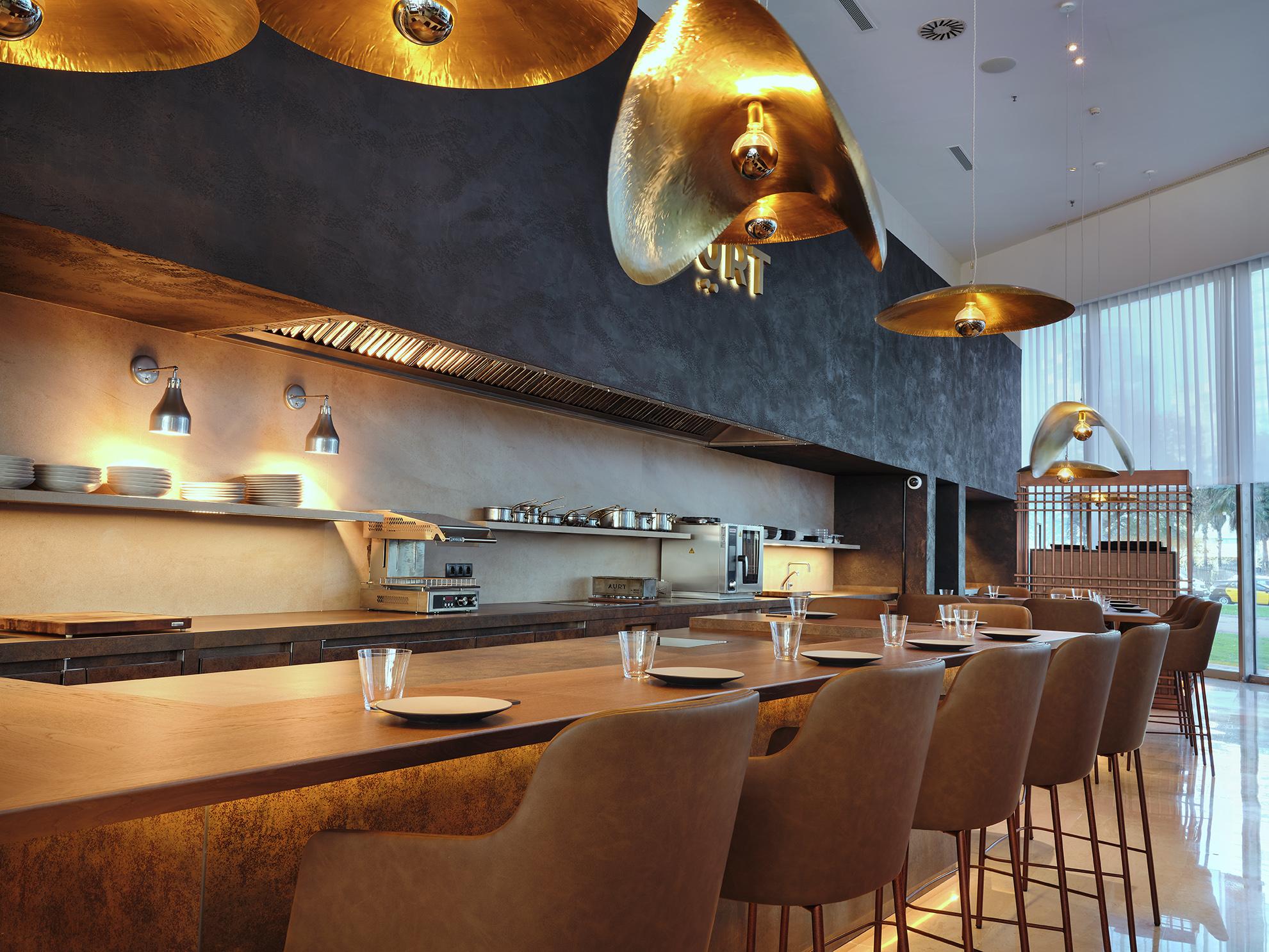 Aurt Restaurant - Night