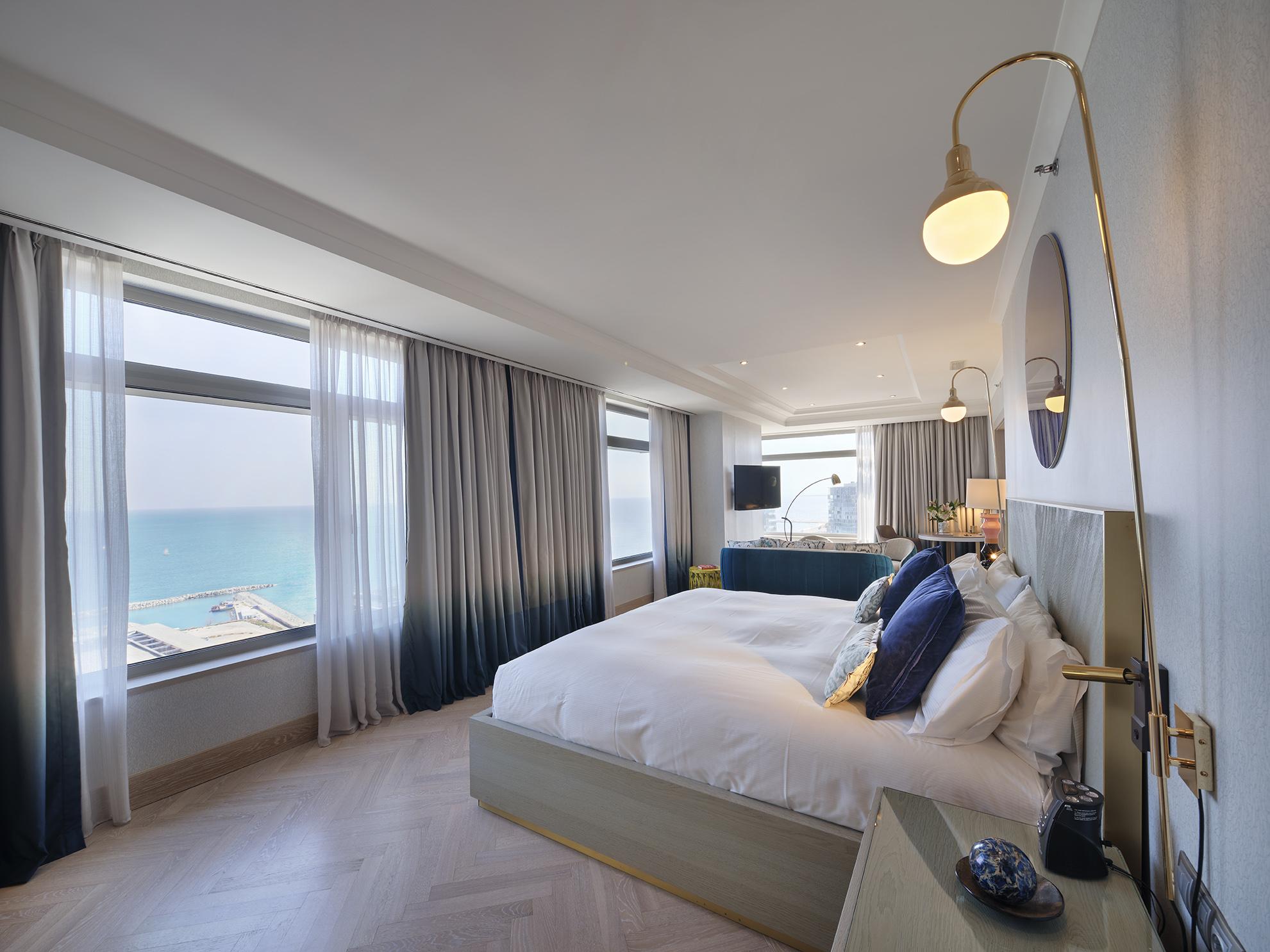 Presidential Suite Hilton Barcelona