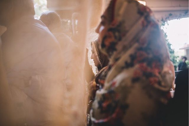 Let's take a peek. Samra & Ali, Nikah . . #photographer #studiobasic #theknot  #wedmegood #shaadisaga #weddingsutra #junebugweddings #popxodaily #belovedstories #lovers #lookslikefilm #dirtybootsandmessyhair #firstandlasts #lookslikefilmweddings #art #fearlessphotographers #teamnikon #weddings #indianweddings #weddingphotographer #thebridalaffair #intimate @sabyasachiofficial @bridesofsabyasachi @theweddingbrigade @weddingsutra @popxodaily @junebugweddings @themaharanidiaries @fearlessphotographerscom @thecrimsonbride @nikonindiaofficial @nikonasia @sigmaphotoindia @sigmaphoto @tiethethali @thepakistanibride @indianweddingbuzz