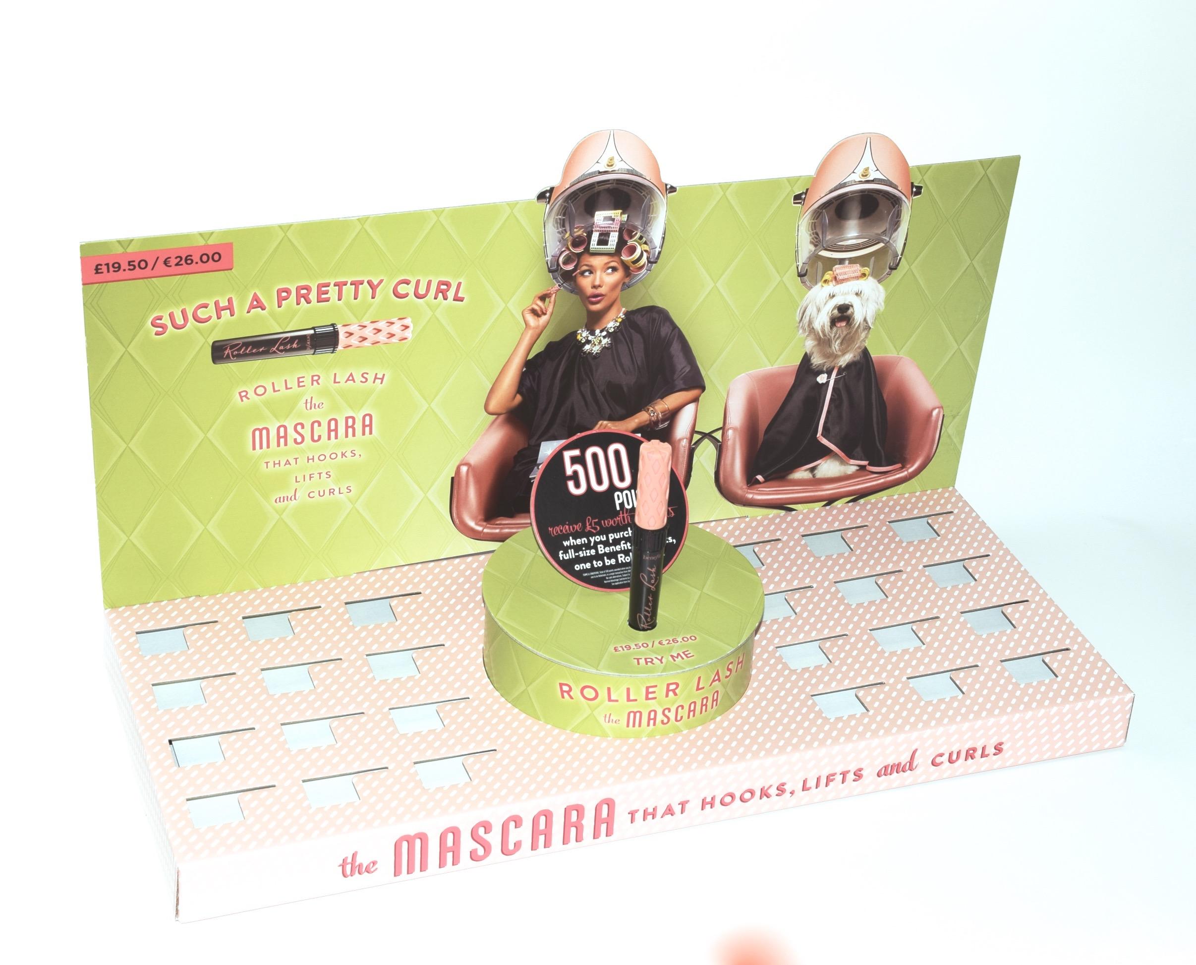 Benefit Card Mascara Unit